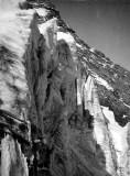 Séracs du glacier du Gabiétou aujourd'hui disparus