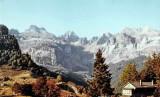 Peyrenère, près du col du Somport
