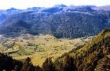 Plateau du Bénou et les montagnes qui le dominent