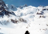 A ski au col de Laraillé, 23 avril 1978