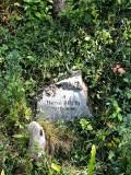 Découverte au hasard d'une balade : stèle modeste à la mémoire de Hervé Butel