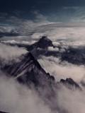 Pic d'Ossau vu du pic Arriel