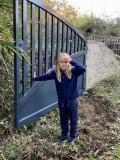 Maïka et le portail
