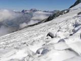Glacier d'Ossoue et cirque de Gavarnie