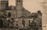 Facades de la Cathedrale et de Eveche