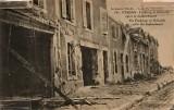 Faubourg de Belleville apres le bombardement