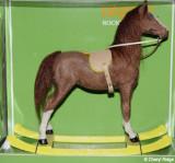 Breyer Rocking Horse (flocked) 1980s