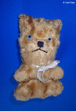 PC091183 vintage unknown unjointed bear