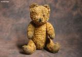 9098- vintage unknown teddy bear
