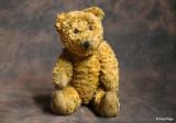9101- vintage unknown teddy bear
