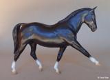 Breyer Vaulting Horse 1990-1991