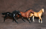 Breyer Seabiscuits Stablemates Collection