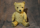 9333- vintage bear