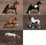 Mini Whinnies - other breeds various