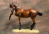 Breyer Breeds of the World resin Andalusian