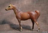 Breyer Stablemate G1 Arab Stallion - chestnut