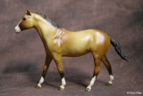 Breyer Little Bits Paddock Pal Saddle Club Quarter Horse Dun