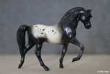 Breyer Stablemate G1 Morgan Stallion - Appaloosa