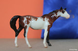 Breyer Stablemate G1 Thoroughbred mare - Coco pinto