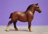 Breyer Stablemate G1 Draft Horse - bay
