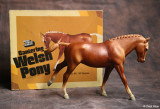 Breyer Cantering Welsh Pony CWP 1970s