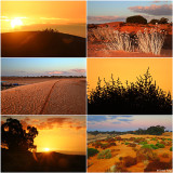 Perry sand hills NSW