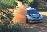 WRC Rally Acropolis  2011