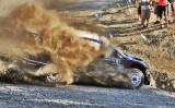 Al Attiyah Nasser(QAT) - Bernacchini Giovanni(ITA) - Ford Fiesta RS WRC