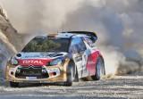 Sordo D.(ESP) - Del Barrio C.(ESP) - Citroen DS3 WRC-Citroën Total Abu Dhabi WRT.