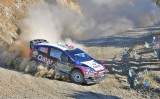 Ostberg M.(NOR) - Andersson J.(SWE) - Ford Fiesta RS WRC Qatar M-Sport WRT