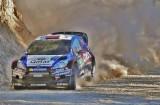 Novikov. E. (RUS) - Minor L. (AUT) - Ford Fiesta RS WRC Qatar M-Sport WRT