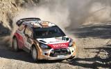 Sordo D.(ESP) - Del Barrio C.(ESP) - Citroen DS3 WRC.