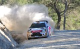 Sordo Dani(ESP) - del Barrio Carlos(ESP) - Citroën DS3 WRC Citroën Total Abu Dhabi WRT