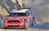 Kikireshko Oleksiy(UKR) - Larens Sergey(EST)   Mini Cooper S2000 1.6T  Mentos Ascania Racing
