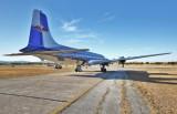 Douglas DC-6B Flying Bulls.