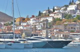 Hydra, the harbour.