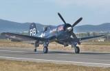 Vought F4U Corsair (Flying Bulls).