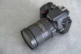 Nikon D3500 - Nikkor 18-200mm f/3.5-5.6G IF-ED AF-S DX VR