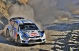 Ogier S.(FRA) - Ingrassia J.(FRA)   Volkswagen Polo R WRC-Volkswagen Motorsport