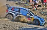 Mikkelsen A.(NOR) - Markkula M.(FIN) - Volkswagen Polo R WRC.