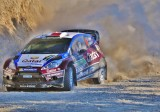 Al Attiyah Nasser(QAT) - Bernacchini Giovanni(I) - Ford Fiesta RS WRC