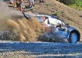 Al Qassimi K.(ARE) / Martin S.(GBR) - Citroen DS3 WRC.
