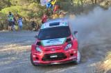 Aksa Subhan(IDN) - Arena Nicola(ITA) - Ford Fiesta RRC Bosowa Rally Team