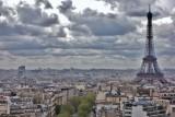 The Eiffel Tower, Paris.