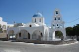 Agios Paisios of Mount Athos, Messaria, Santorini