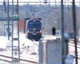 Godståg / Freight train