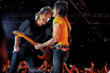 The Rolling Stones performing in Singapore 2014