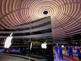 Apple Store - interior dome