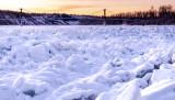 Fort Edmonton Foot Bridge