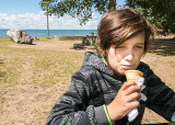 Ice Cream, The Best Part of Going to The Beach